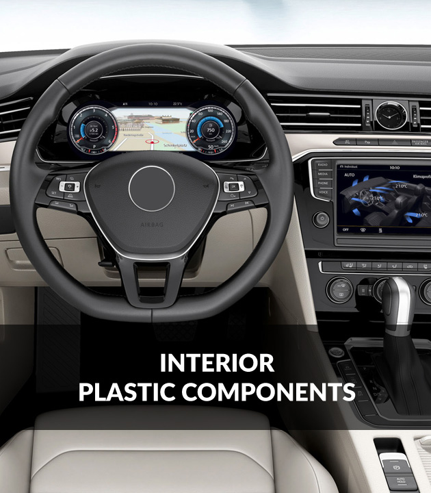 Interior Plastic Components